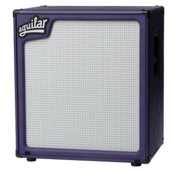 Aguilar SL410X8-RP Pantalla para Bajo 800w 8 Ohms Royal Purple