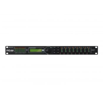 Omnitronic DXO-88E Crossover Digital