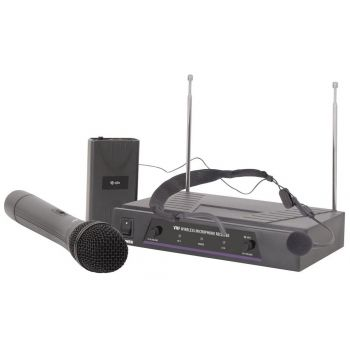 Qtx VHN2 Sistema Inalámbrico VHF