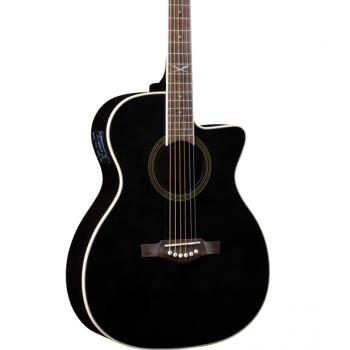 Eko NXT A100CE Black Guitarra Acustica