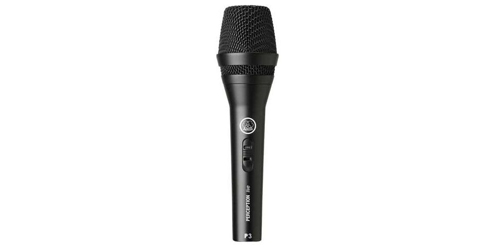 AKG PERCEPTION P 3S Microfono Vocal Microfono Mano Akg P3 S Und.