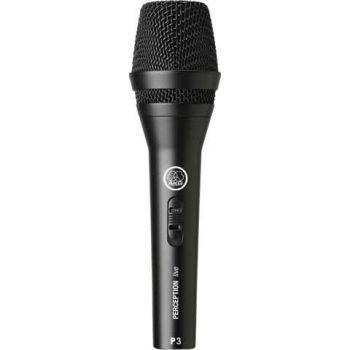 AKG PERCEPTION P 3S Microfono Vocal Microfono Mano Akg P3 S Und.