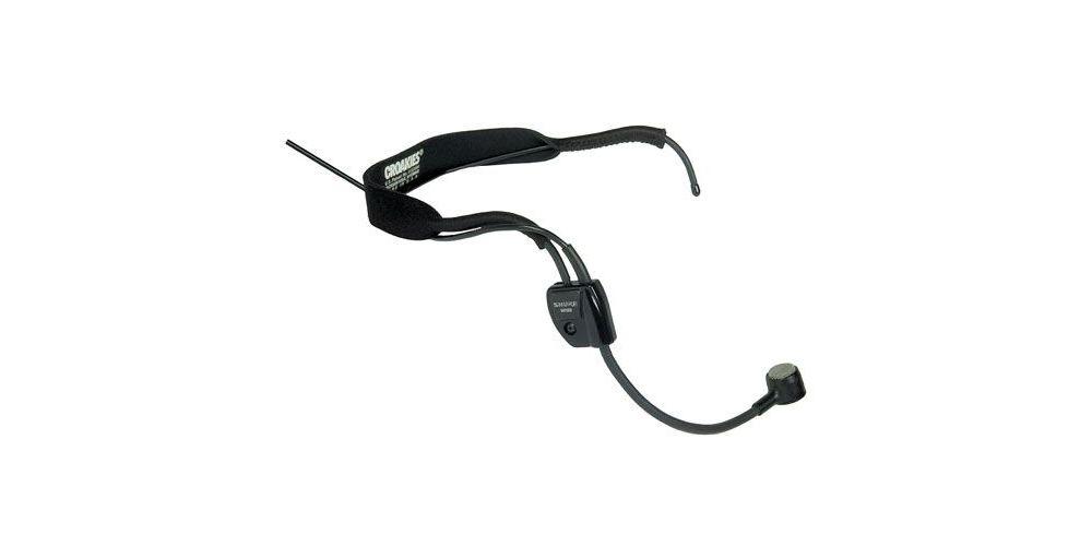 SHURE WH-20TQG Micrófono de diadema brazo de flexo para vocalistas