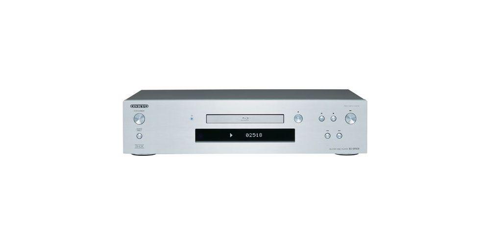 ONKYO BD-SP809 Silver Lector Blu Ray ONKYO BDSP809