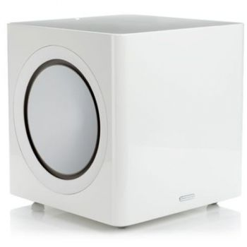 MONITOR AUDIO RADIUS 390 Altavoz Graves, Blanco