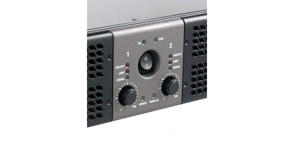PROEL HPX 4600 Etapa de Potencia