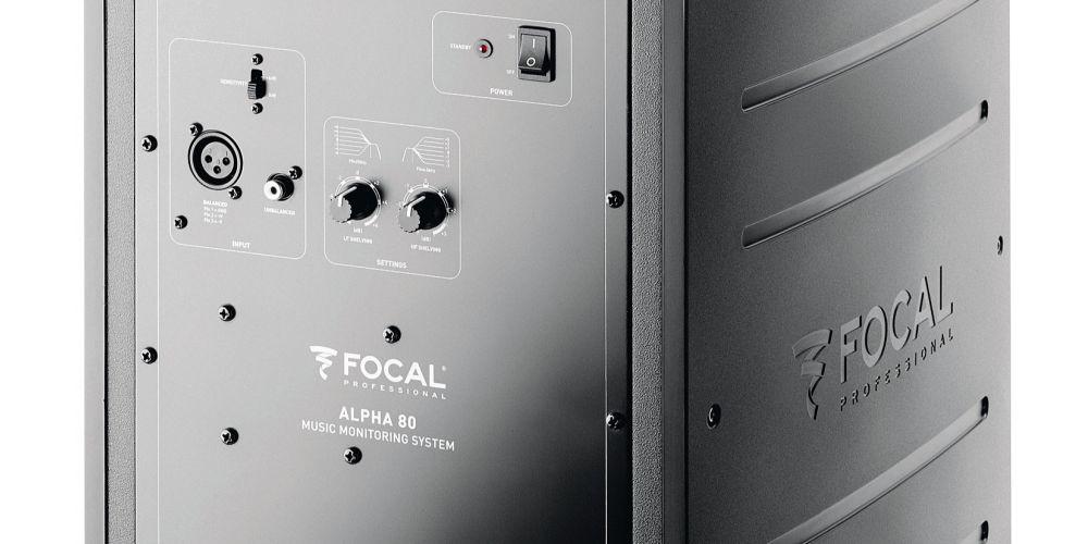 alpha 80 focal monitor estudio activo