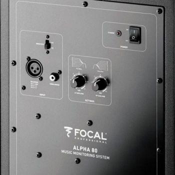FOCAL ALPHA 80 Monitor Estudio, Unidad
