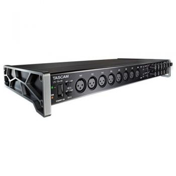 TASCAM US16X08 Interface de Audio Profesional Midi