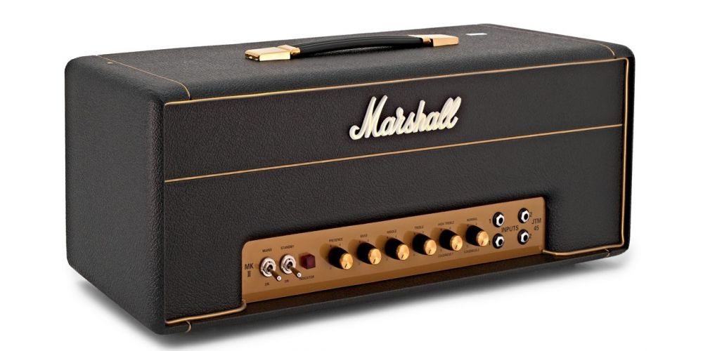 Marshall JTM45 2245 cabezal guitarra