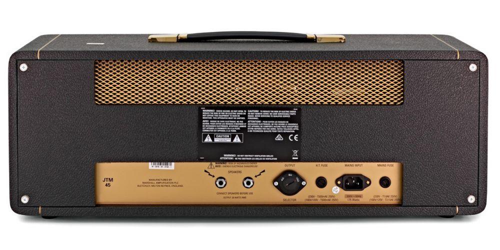 Marshall JTM45 2245 conexiones