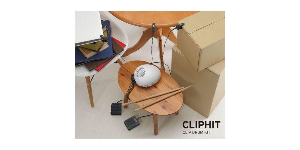 KORG CLIPHIT kit bateria