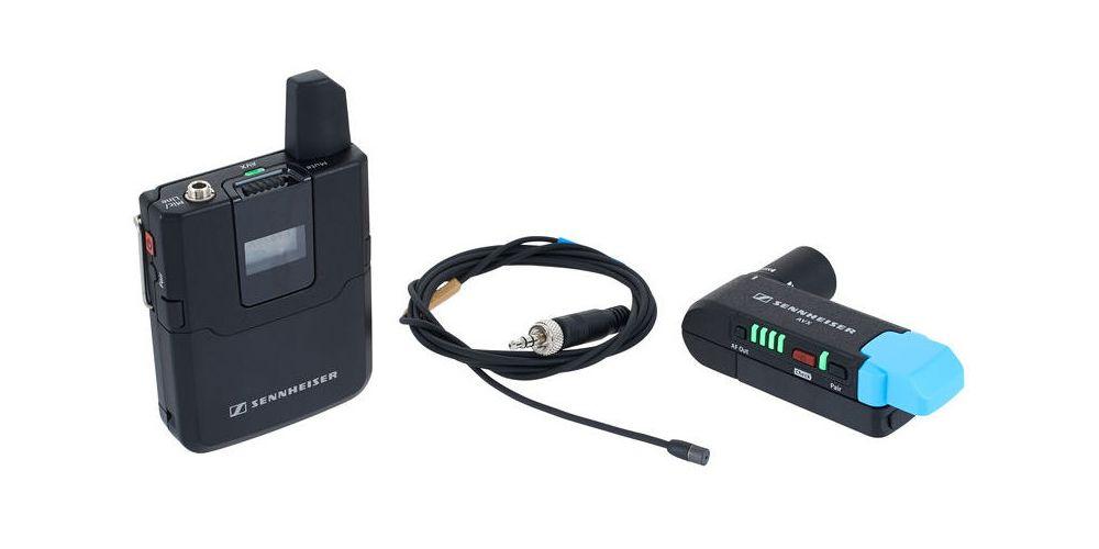 Sennheiser AVX MKE2 SET, Microfono Inalambrico