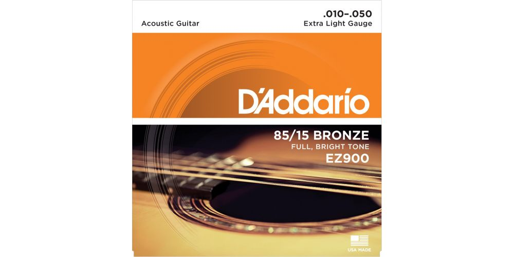 D Addario EZ900 - 85/15