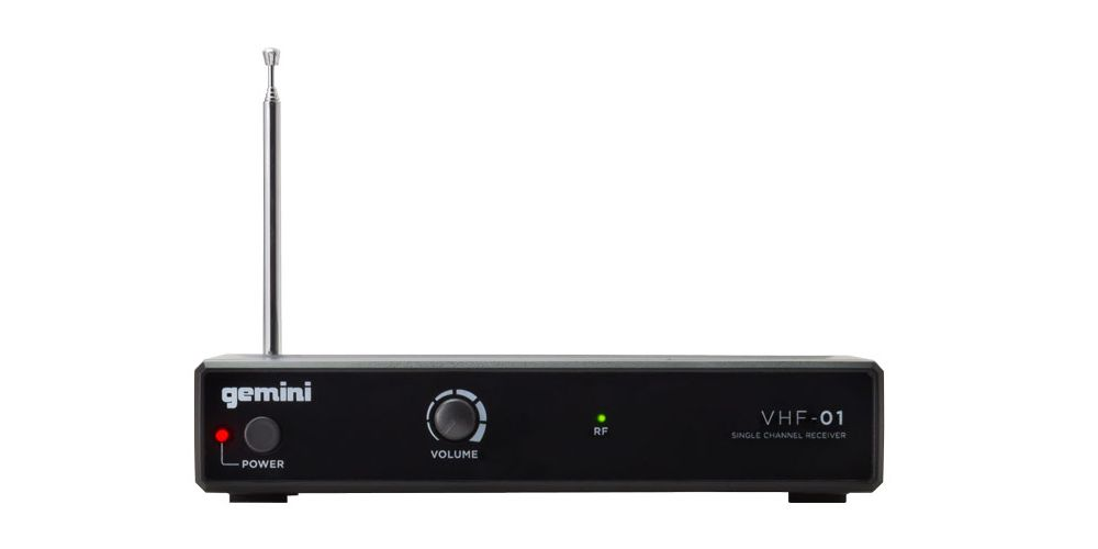 VHF 01M FRONT