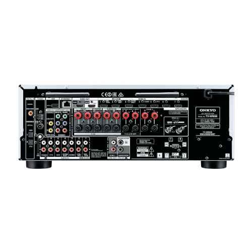 ONKYO TX-NR656 Silver Receptor AV