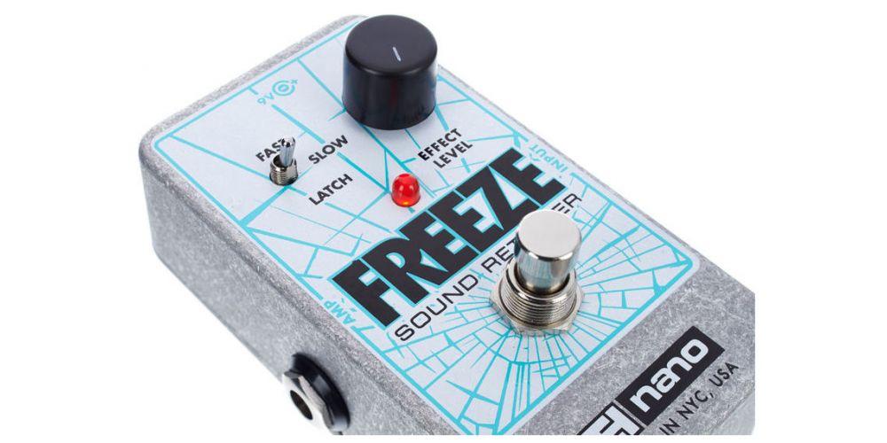 elektro harmonix freeze pedal