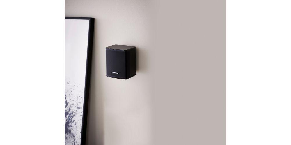 bose virtual invisible 300 montado pared