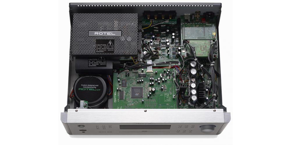 rotel rcx1500 componentes