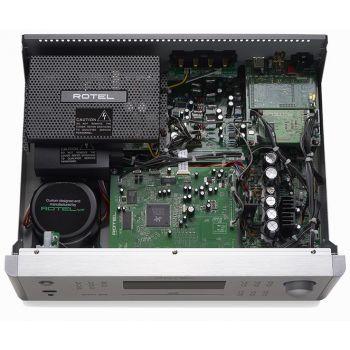 ROTEL RCX-1500 Black  Receptor Compact Disc 100w FM, DAB, INTERNET RCX1500