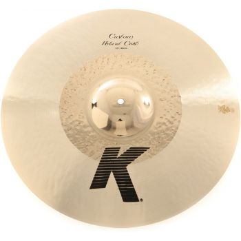 "ZILDJIAN CRASH 19"" K CUSTOM HYBRID"