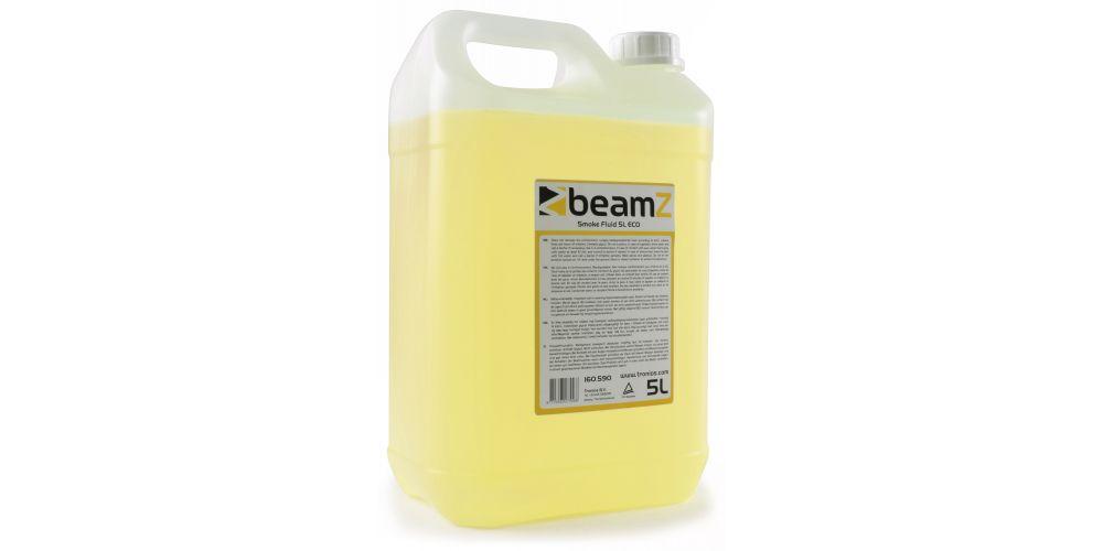 liquido humo amarillo claro beamz