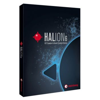 Steinberg HALion 6 Sampler por software