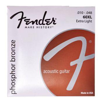 Fender 60XL Juego de cuerdas