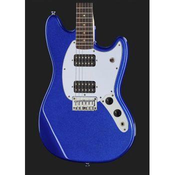 Fender Guitarra Eléctrica Squier Bullet Mustang RW HH Imperial Blue