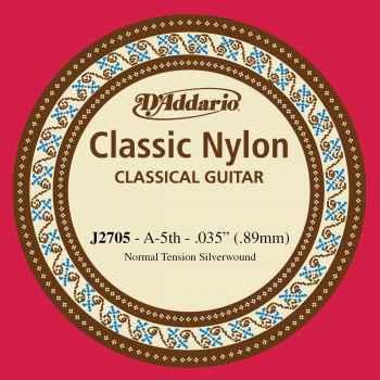 D´addario J2705 Cuerdas para Guitarra Española