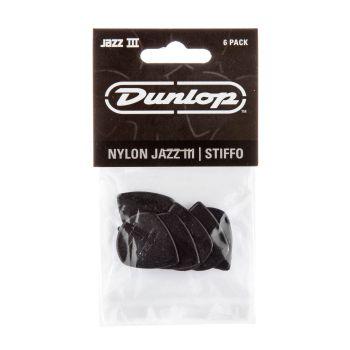 Dunlop Pack Stiffo Jazz III 6 Unidades 47P3S