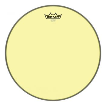Remo 15 Emperor Colortone Yellow BE-0315-CT-YE