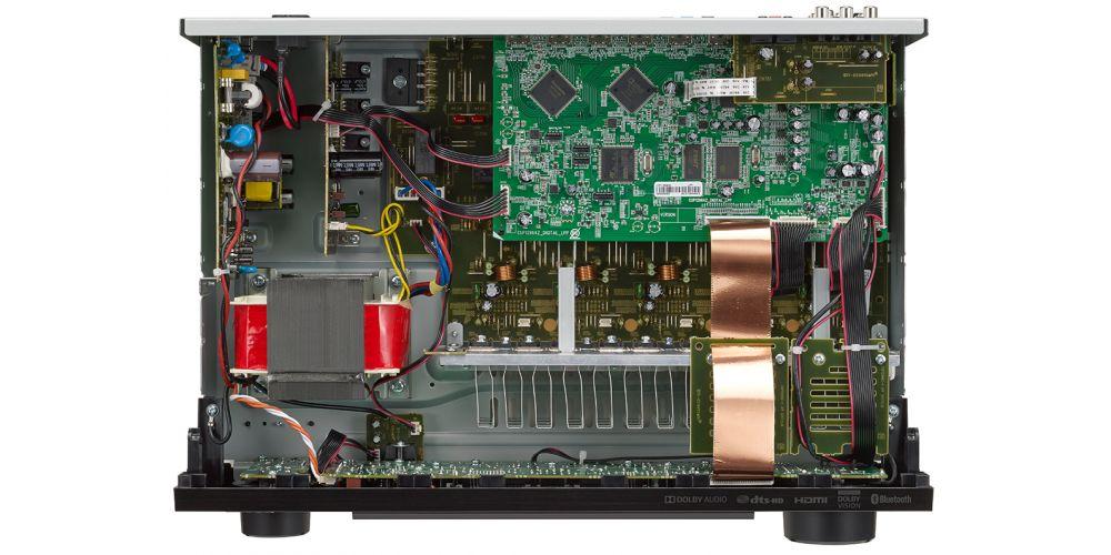 denon AVR X550BT fabricacion receptor av