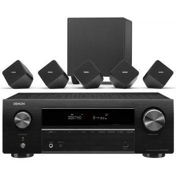 DENON AVR-X550 BT+SYS 2020 Conjunto Home cinema