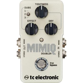 Tc electronic Mimiq Doubler, Pedal Doblador -