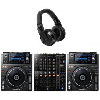 Pioneer Dj Pack 2 XDJ-100MK2 + DJM-750 + HDJ-X7K