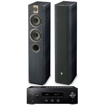 PIONEER SX-N30AE-B+CHORUS 615 Conjunto Audio
