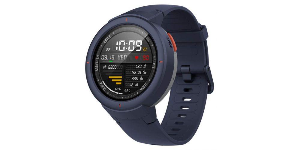 xiaomi amazfit verge blue reloj deportivo inteligente azul