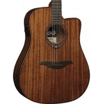 LAG T98DCE Guitarra Electro Acústica Serie Tramontane Formato Dreadnought