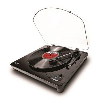 Ion Audio Air LP en Negro Giradiscos Bluetooth Vintage