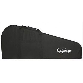 Epiphone PREMIUM Solid body Electric Guitar Gig bag Black Funda para Guitarra Eléctrica