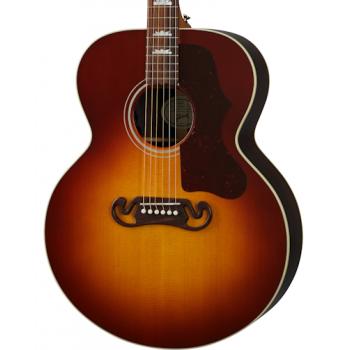 Gibson SJ-200 Studio Rosewood Burst Guitarra Electroacústica