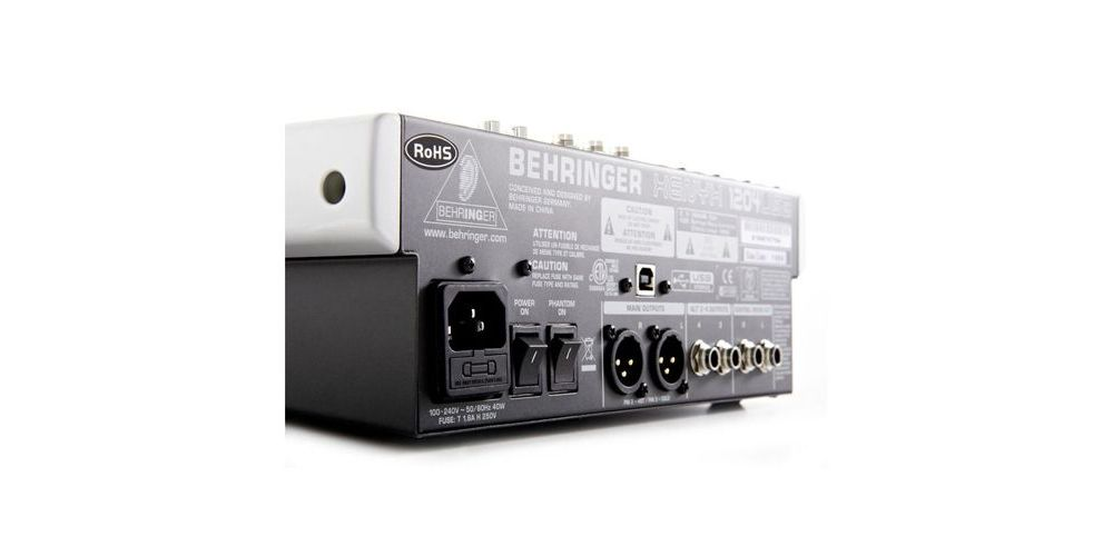 behringer xenyx1204usb