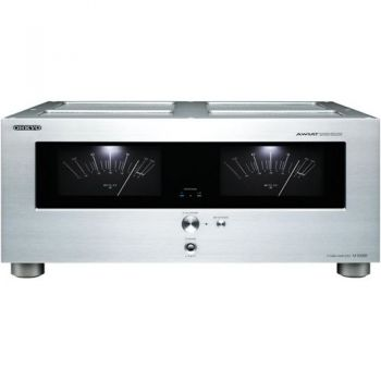 ONKYO M-5000R S Etapa Amplificador Estereo 2 x 170 W, Silver