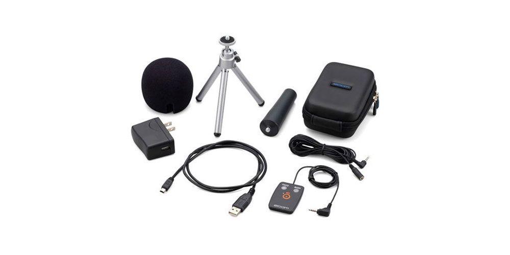 zoom aph2n kit accesorios grabadora h2n