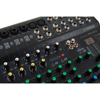 YAMAHA MG 10XU Mezclador 10 Canales USB