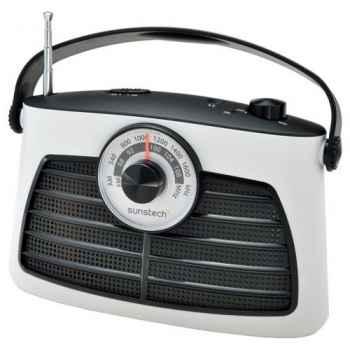 SUNSTECH RP-S660WT Blanco Radio