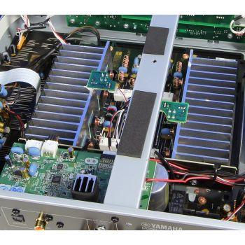 YAMAHA A-S701 Silver Amplificador AS701