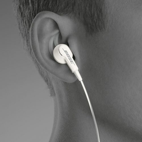 BOSE Soundtrue IE White  for APPLE