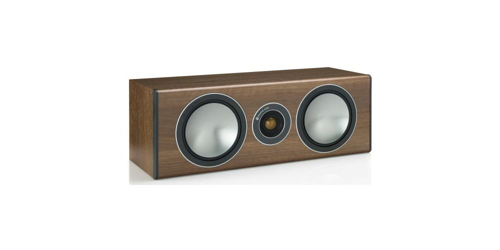CENTRAL MONITOR AUDIO BRONZE CENTRE WALNUT